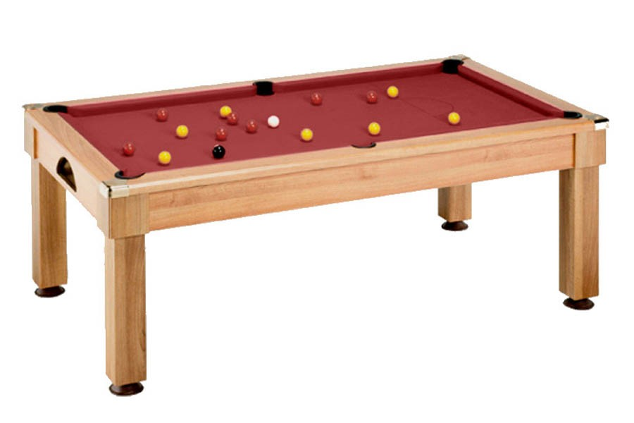 Billard windsor pool anglais 6 ft - Mettre la table en anglais ...